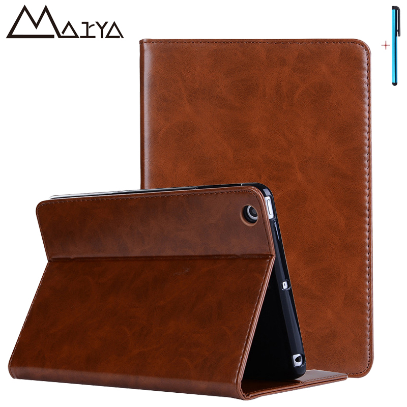 Case For iPad mini 4 Tablet Cover Business Protective Shell Smart Luxury PU Leather Hard Stand Flip Case For iPad mini 4 Case for ipad mini4 cover high quality soft tpu rubber back case for ipad mini 4 silicone back cover semi transparent case shell skin