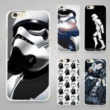 Stormtrooper Phone Case Cover for Apple iPhone 4 4s 5 5C SE 5s 6 6s 7 8 Plus X