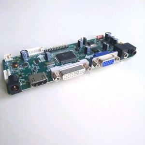 """Image 3 - LTN170X2 L02ためのノートパソコンの液晶モニター60hz 1440*900 17 """"ccfl 30ピンlvds 1 ランプm。NT68676ディスプレイコントローラドライバボードキット"""