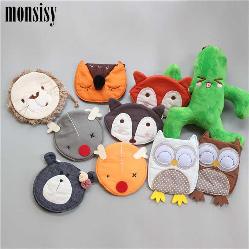5529734f36af Monsisy Children Purse and Handbag Kid Bag For Girl Cartoon  Fox/Bear/Elk/Owl/Lion Shoulder Bag Baby Boy Girl Small Crossbody Bag