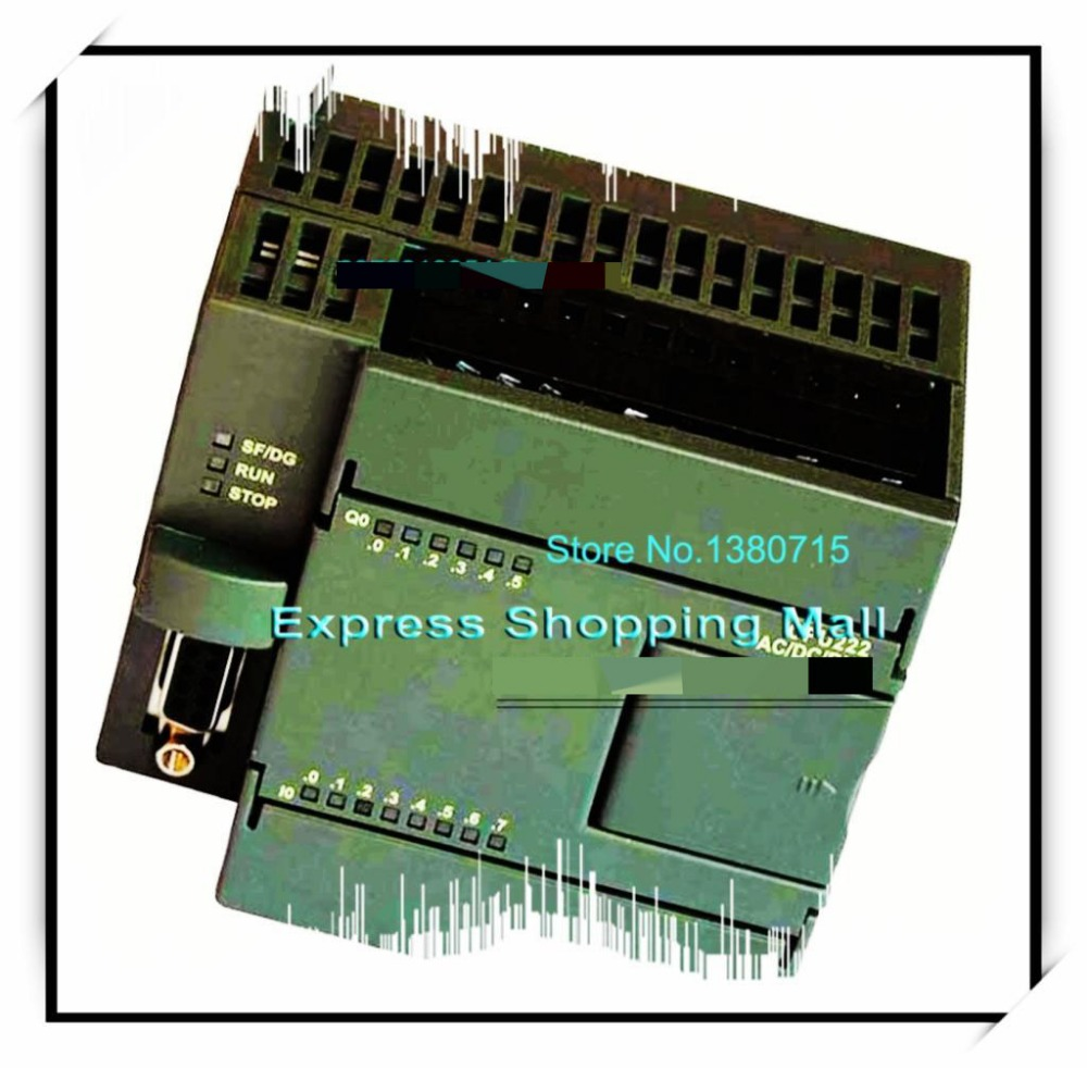 8point input 6point Relay output PLC CPU222R-14 replace S7-200 6ES7212-1BB23-0XB0 Support original expansion module new original cp1e e14sdr a plc cpu ac100 240v input 8 point relay output 6 point