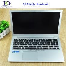 Лидер продаж 15.6 дюймов Тип-C Ultrabook компьютер Core i7 6500U 2.5 до 3.1 ГГц Оперативная память USB 3.0 HDMI WI-FI Окна 10 ноутбука F156