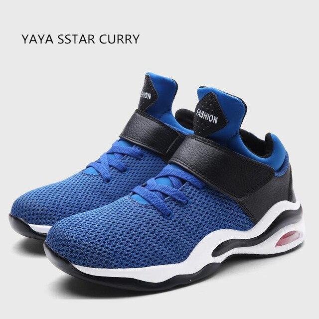 Yaya Star Curry 2018 New Men High Tennis Basket Curry2 Basketball