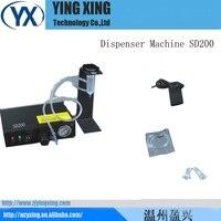 Автоматическая клей gispenser паяльная паста Дозирования Жидких Машина SD200