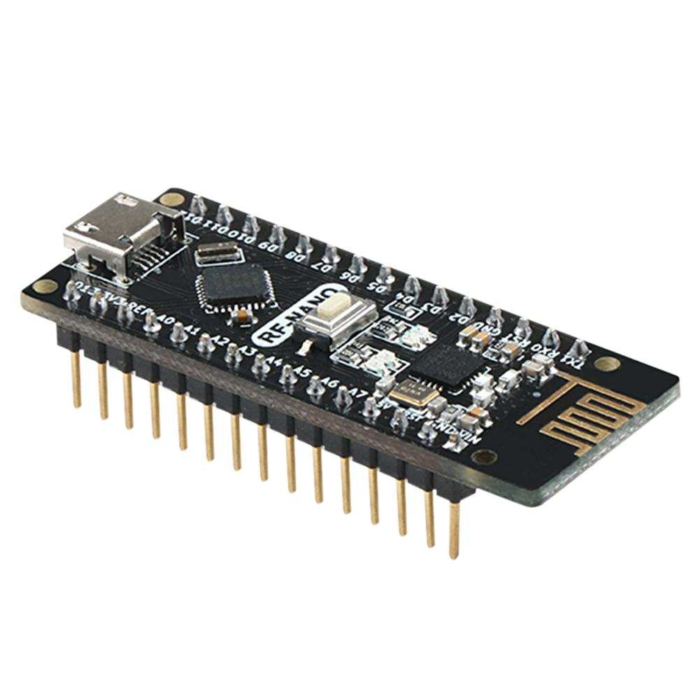 Rondaful NRF24L01 2.4G Wireless Module Arwino NANO V3.0 RF-Nano Integrated Board