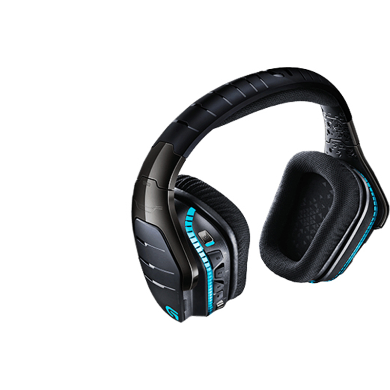 Logitech G933 Artemis Spectrum RGB 7 1 Dolby and DST Headphone Surround  Sound Gaming Headset