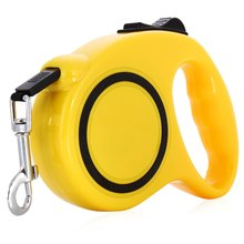 One-handed Lock Retractable Dog Leash 3M/5M