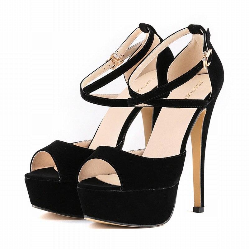 Sapatos Femininos Sapatos Da Moda Sapato Feminino Dedo ...