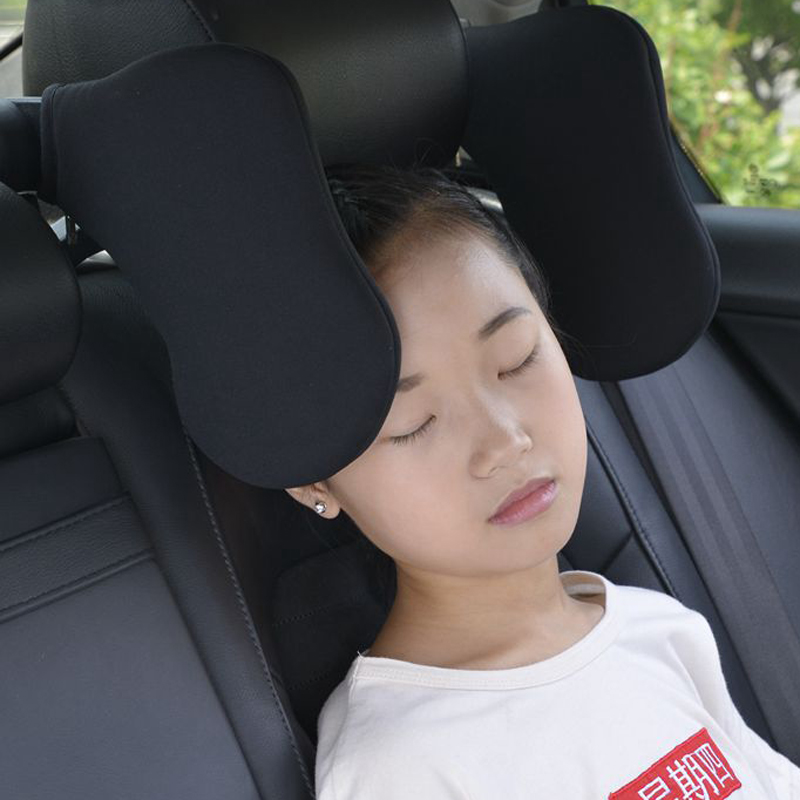 Original Seat Head Rest Fixed Sleep Protection Children Adult Car Cover Cushion Pillow car Accessories