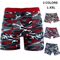 New arrival! Male Panties Boxers,Comfortable and Breathable Men Boxer, Army Camouflage Underwear Boxer Shorts SIZE L-XXXL A 16.2