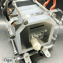 OGO HHO Газовый генератор 25 пластин меньше потребления больше эффективности CE FCC RoHS сертификаты