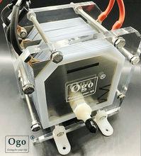 Nuovo Ogo Hho Generatore di Gas 25 Piastre Meno Consumo di Più Efficienza Ce Fcc Rohs Certificati