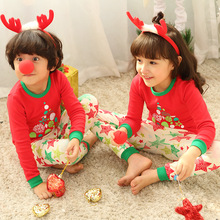 Underwear Suit for Boys and GirlsHousewear, Autumn Winter Cotton Girls Pyjamas Pants
