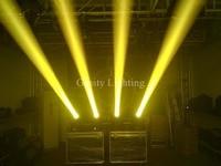 4 XLOT 132 Watt 2R Strahl Bewegliches Hauptlicht Professionelle Licht 2R Sharpy Strahl MSD R2 132 Watt Weiße Farbe DMX 14 Kanäle 110 V-240 V
