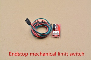 Switch mechanical limit endstop switch RAMPS 1.4 for RepRap Prusa Mendel 1pcs(China)