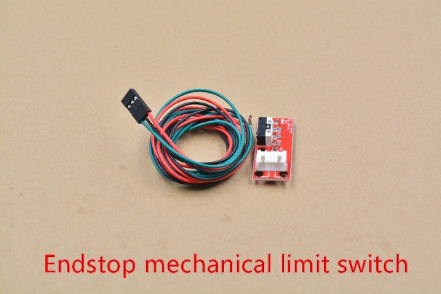 Switch mechanical limit endstop switch RAMPS 1.4 for RepRap Prusa Mendel 1pcs