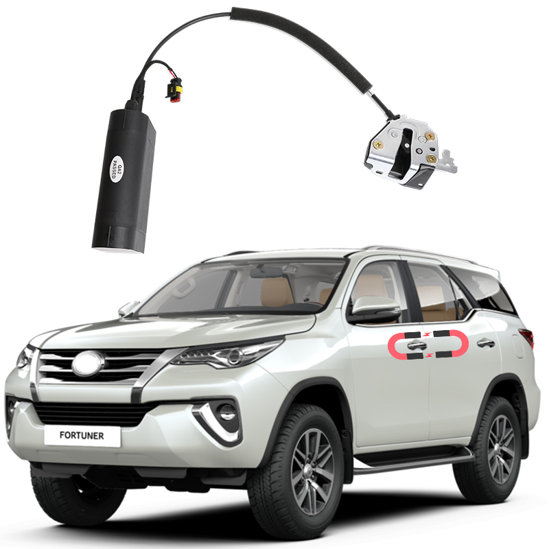 NEW For Toyota Fortuner Electric Suction Door Automobile Refitted Automatic Locks Car Accessories Intelligence Suction Door