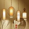 Decoração home moderna sala de jantar luz pingente de gaiola de pássaro de ferro coffee shop bar luz luz/E27 lâmpada led 110 v 220 v livre grátis