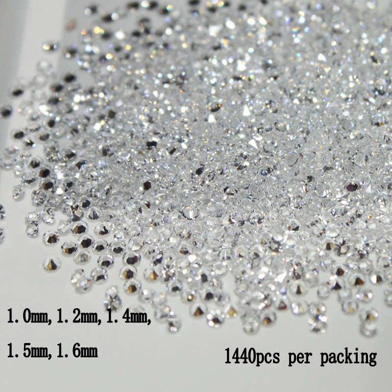 2018 New All Sizes 1440pcs Crystal Chaton Nail Art Pixie Rhinestone Micro Pixie Manicure Decoration Tiny Mini Pixie Rhinestones 1440pcs 1 1mm crystal clear glass nail art rhinestones micro rhinestones mini nail art micro pixie manicure decorations
