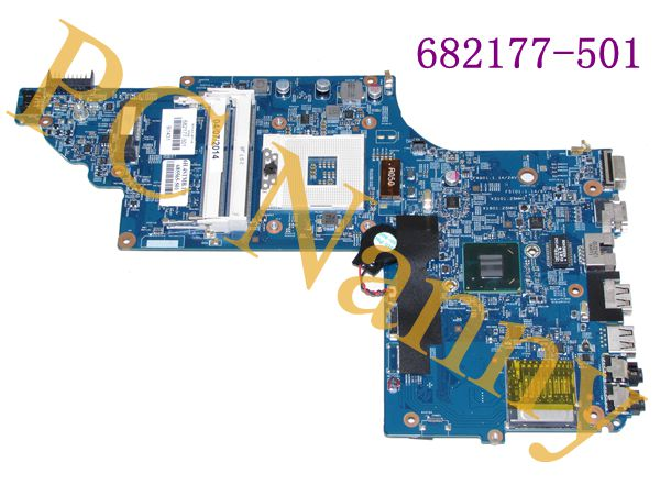 FOR HP Pavilion DV6-7000 SERIES Intel Motherboard 682177-501 48.4ST04.021