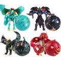 Диаметр 9 см Деформация Фигурки BAOWAN МАЛЬЧИК Трансформации игрушки для детей подарочные Brinquedos