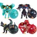 Diámetro 9 cm Figuras de Acción de Deformación BAOWAN Transformación juguetes para niños Brinquedos regalo DEL MUCHACHO