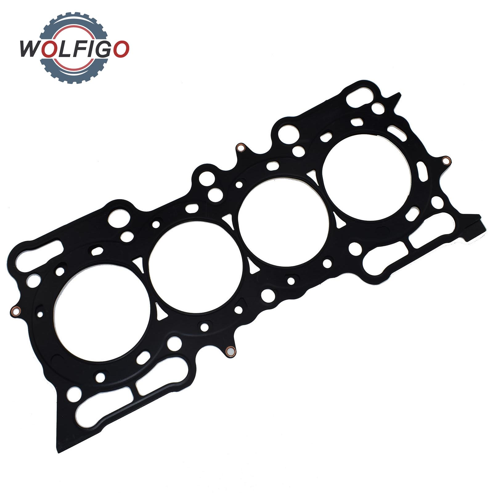 Wolfigo engine cylinder head gasket 26411pt for honda prelude 2 2l 16v l4 1997 1998 1999