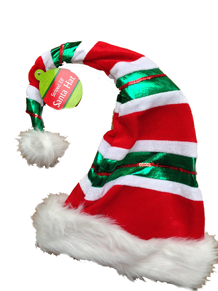 How To Decorate Your Christmas Hat Www Indiepedia Org