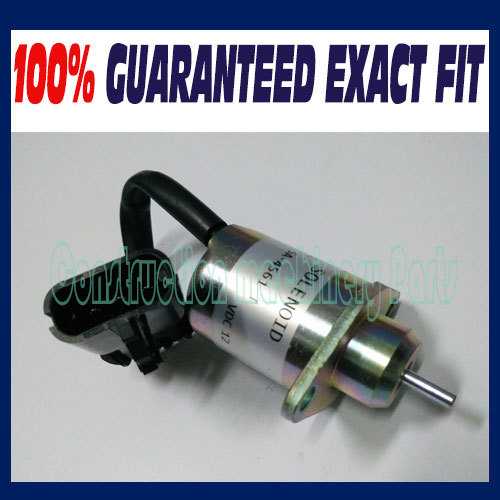US $20 5 |New Fuel Shutoff Solenoid For Kubota V1505 D1505 Diesel Engine  1503ES 12A5UC9S SA 4561 T-in Generator Parts & Accessories from Home