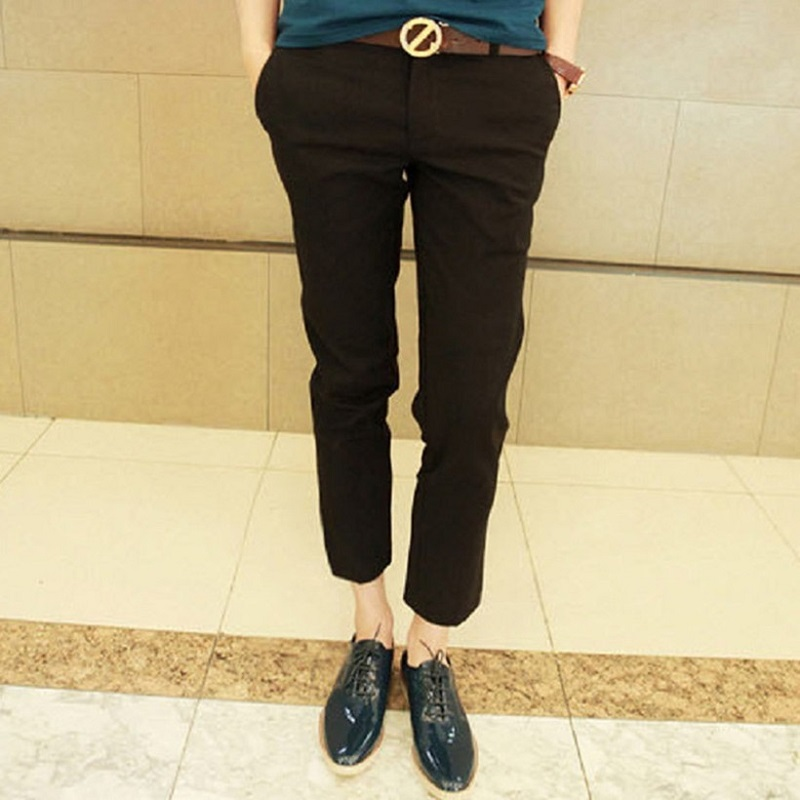 Slim Dress Pants Promotion-Shop for Promotional Slim Dress Pants ...