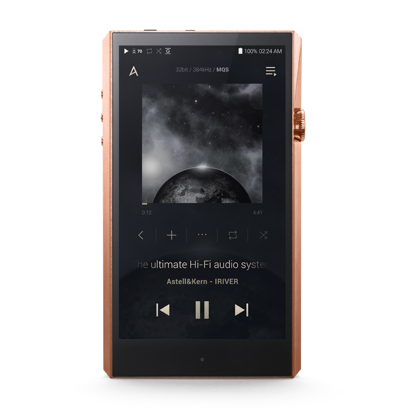 IRIVER Astell & Kern A & ultima SP1000 256G Resolusi Tinggi Audio - Audio dan video portabel - Foto 5
