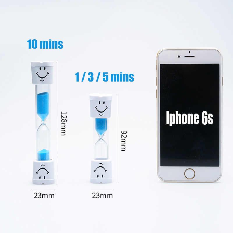 Купить 2 получить 3 песочные часы таймер часы 1 минуту мини пластик 3 5 минут теэтчистка украшения дома аксессуары SL-XL