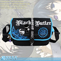 Popular anime Black Butler star logo design practical fashion inclined shoulder bag