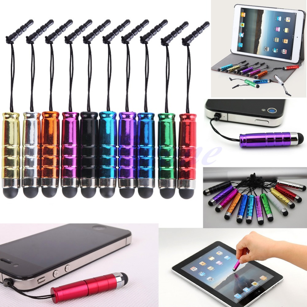 100 X Touch Screen Stylus Pen For IPad IPhone Samsung Tablet PC Smartphone