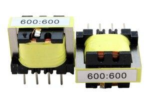 Image 4 - Transformador de aislamiento de Audio Permalloy 600:600, aislador de Audio de conversión equilibrado y desequilibrado