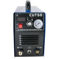 Potable CUT 50 Inverter Digital Air Cutting Machine Plasma Cutter Machine 110V