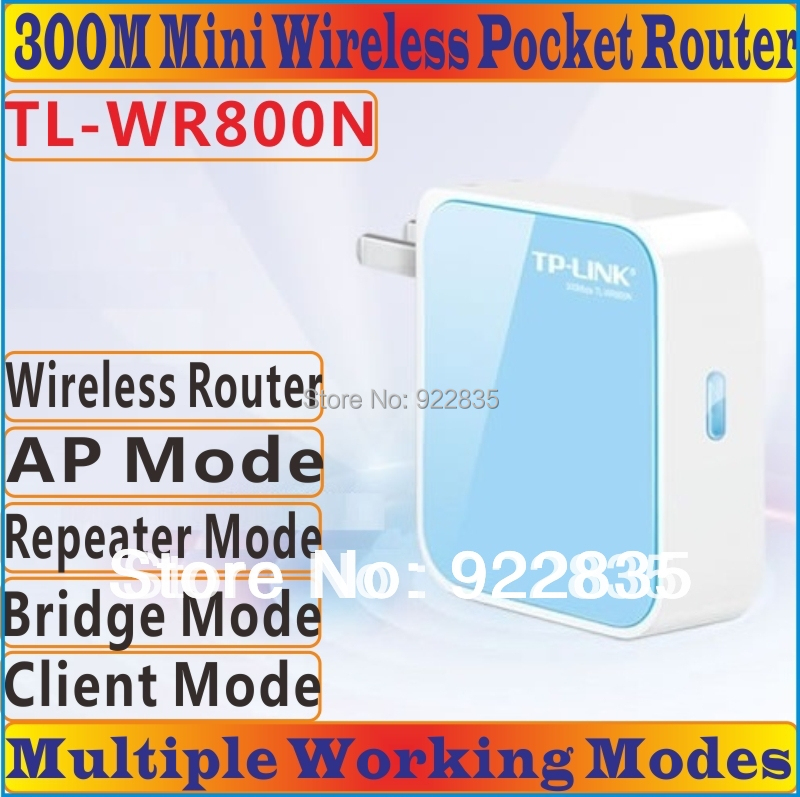 US $19 73 7% OFF|Chinese Firmware High Quality TP Link TL WR800N b/g/n  300Mbps Mini Portable WiFi Wireless N300 Router AP Repeater WISP TL  WR800N-in