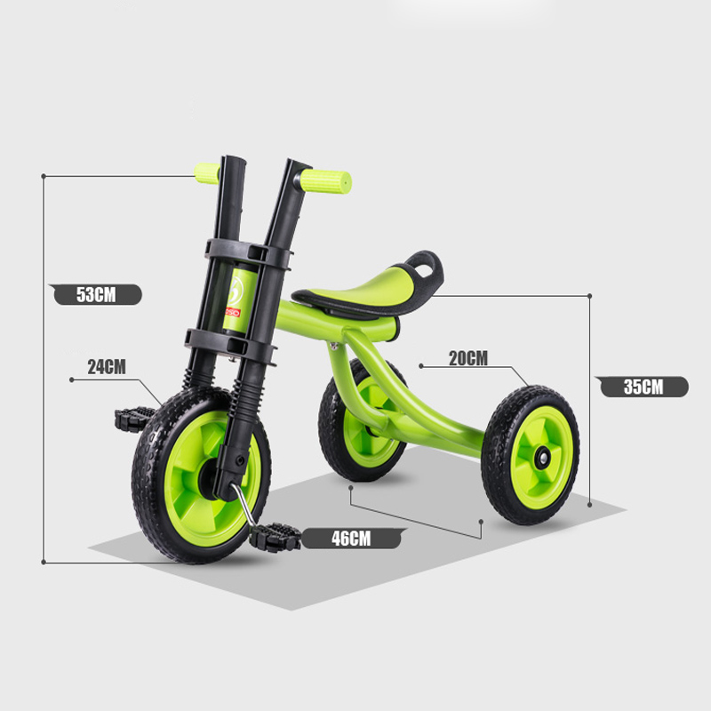 BOSO mode baby dreirad mit nicht Luft eva räder, einfache bike ...