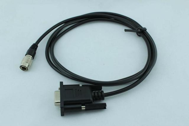 Новый COM порт кабель для передачи данных для Nikon общая станция съемки