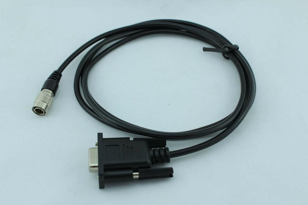 NEW COM PORT Data Cable for Nikon Total Station Surveying-in Instrument Parts & Accessories from Tools