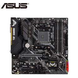 ASUS TUF B450M-PLUS ATX Motherboard AM4 Buchse GAMING AMD B450 Desktop Mainboard Dual Kanal DDR4 Mutter bord