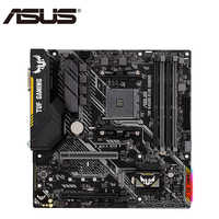 ASUS TUF B450M-PLUS ATX placa base Socket AM4 GAMING AMD B450 placa base de escritorio doble canal DDR4