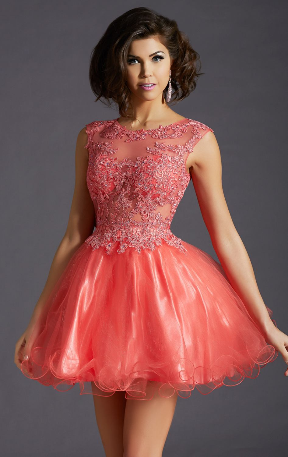 Popular Short Homecoming Dresses-Buy Cheap Short ...