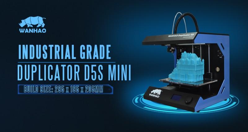 3D Printer-High Precision Printer-5th Generation 3D Printer-1