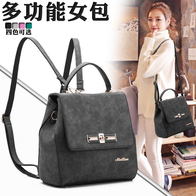 The 2015 of new winter multifunctional Xiekua package bag shoulder bag bag female 168 59