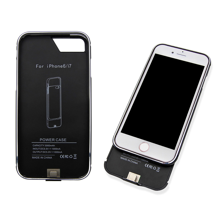Iphone Portable Battery Charger Case