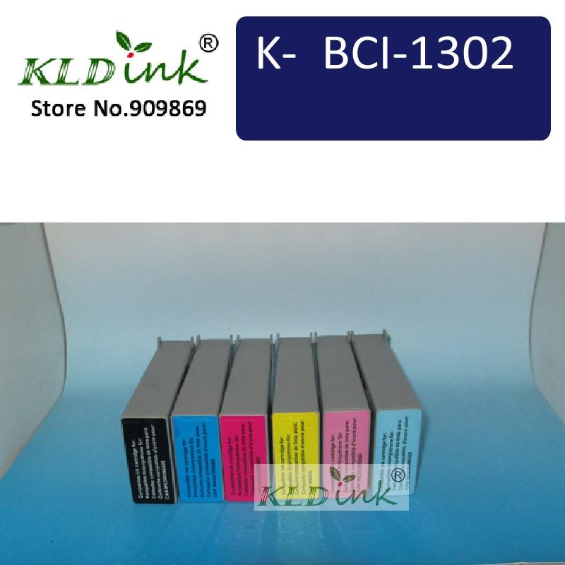 6 шт. из BCI-1302 картриджи для W2200 серии