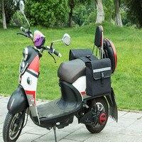 Étanche moto bagages sacs selle sac de selle moto sacs noir livraison gratuite