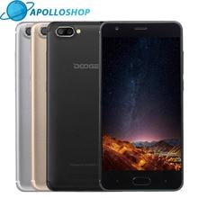 Doogee X20 двойной Камера 5.0MP + 5.0MP Android 7.0 2580 мАч 5.0 »HD MTK6580A 4 ядра 2 ГБ Оперативная память 16 ГБ Встроенная память мобильного телефона WCDMA