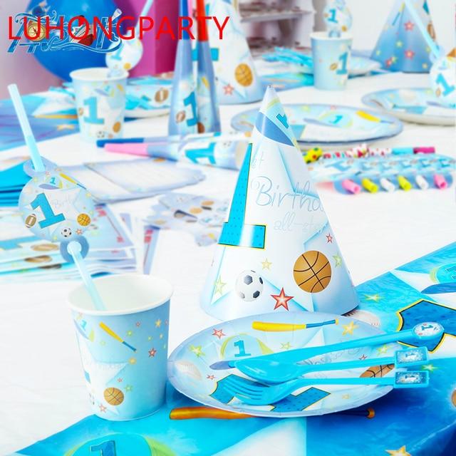 verjaardagsfeestje sport